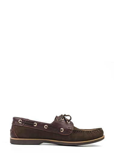 %100 Nubuk Casual Ayakkabı Riccardo Colli
